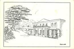 CPSM Calbourne-Westover House                     L2674 - Angleterre