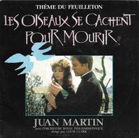 """Juan Martin  """"  Les Oiseaux Se Cachent Pour Mourir  """" - Soundtracks, Film Music"""