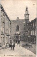 FR66 PERPIGNAN - Nd 38 - La Cathédrale Saint Jean - Sortie De Messe - Animée - Belle - Perpignan