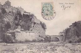 VAISON PONT ROMAIN (dil412) - Vaison La Romaine