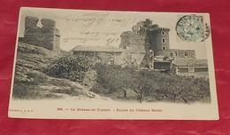 26 - La Beaume De Transit - Ruines Du Château Féodal  --------------- 470 - France