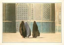 CPSM Afghanistan-Mosquée-Carte Explicative                     L2673 - Afghanistan