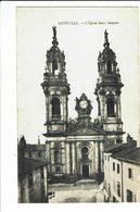 CPA - Carte Postale - FRANCE - Luneville - Eglise Saint Jacques - S 2331 - Luneville