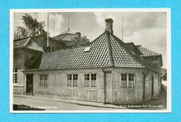 CPA  DANEMARK  ~  ODENSE  ~  H. C. Andersens Hus  ( 1939 )  2 Scans - Danemark