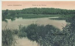 AK Lychen-Himmelpfort, Partie An Der Woblitz, Bahnpost 1909 - Lychen