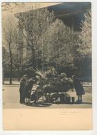 Albert Monier      96  -  Paris      Marchande De Fleurs, Place De La Madeleine - Monier