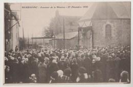 CPA 44 HERBIGNAC Souvenir De La Mission 25 Décembre 1930 - Herbignac