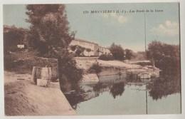 CPA 44 MONNIERES Les Bords De La Sèvre - Otros Municipios