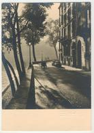 Albert Monier      297  -  Paris    Matin D'Automne, Quais D'Anjou - Monier