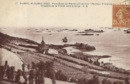 CARTE POSTALE ORIGINALE ANCIENNE :  PAIMPOL PLOUBAZLANEC PORS EVEN CHAPELLE DE LA TRINITE COTES D'ARMOR (24) - Paimpol