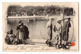35799-ZE-75-PARIS-Jardin Du Luxembourg-------------animée - Parcs, Jardins