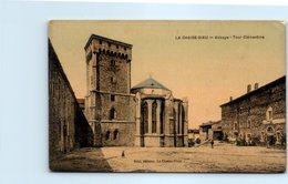 43 - La CHAISE DIEU -- Abbaye - Tour Clémentine - La Chaise Dieu