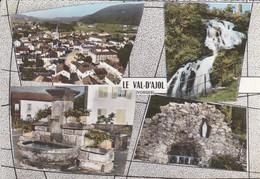 88---RARE--LE VAL -D'AJOL---multivues---voir 2 Scans - Autres Communes