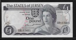 Jersey - 1 Pound - Pick N°11a  - NEUF - Jersey
