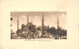 Ansichtskarte Von Constantinoble Aus Dem Jahre  1912 - Türkei