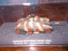 Tanck  Jagpanther Allemand - Veicoli