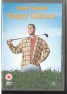DVD Happy Gilmore Adam Sandler - Comedy