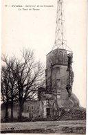 FR-55: VERDUN: Intérieur De La Citadelle - La Tour De Vanne - Guerra 1914-18