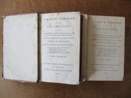 TRAITE SUR LES ABEILLES 2 TOMES 1790 PAR M. L'ABBE DELLA ROCCA - Books, Magazines, Comics