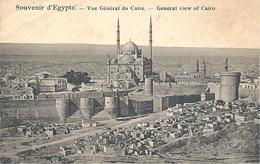 Ansichtskarte Von Ägypten - Kairo  Aus Dem Jahre  1910 - Kairo