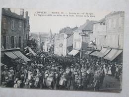 Arrivée Du 126e De Ligne - Brive La Gaillarde