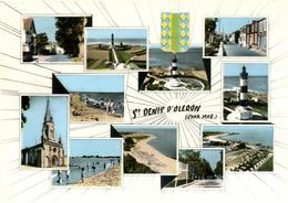 1 Cpsm Saint Denis D'oléron - France