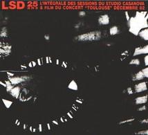 La SOURIS DEGLINGUEE - 25 Ans - 2 CD + DVD - Punk
