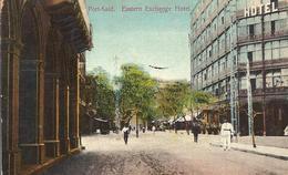 Ansichtskarte Von Ägypten - Port Said   Aus Dem Jahre  1911 - Kairo