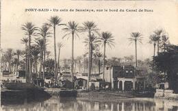 Ansichtskarte Von Ägypten - Port Said   Aus Dem Jahre  1922 - Kairo