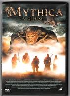 Mythica : La Genèse - La Pierre Du Pouvoir - La Nécromancienne. : Série Complète En 3 DVD Distincts ( Voir Photos ) - Fantastici