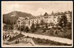 B7502 - Hotel Penegal  Am Mendelpass - Mendel - Johann F. Amonn Bozen - Bolzano (Bozen)