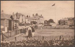 The Green, Shaldon, Devon, C.1920 - Frith's Postcard - England
