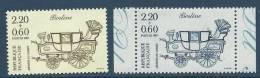 "FR YT 2468 & 2469 "" Journée Du Timbre "" 1987 Neuf** - Unused Stamps"