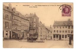 BELGIQUE - VERVIERS Les Vieilles Maisons De La Place Du Marché...(voir Descriptif) - Verviers