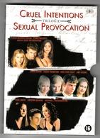 """""""Cruel Intentions Et Sexual Provocation"""" : Trilogie En 3 épisodes ( Voir Photos ) - Policiers"""