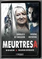 Meutres à Rouen Et Meurtres à Dunkerque ( Voir Photos ) - Crime