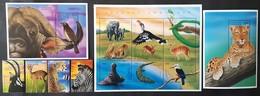 Togo 1996** Mi.2441-55 Animals [23;54] - Timbres
