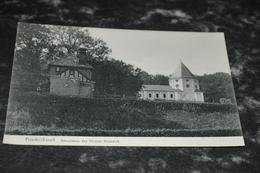 3412- Friedrichsruh  Mausoleum Des Fürsten Bismarck - Friedrichsruh