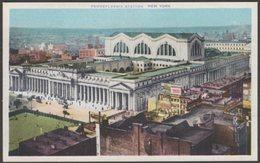 Pennsylvania Station, New York City, New York, C.1920 - Union News Co Postcard - Manhattan