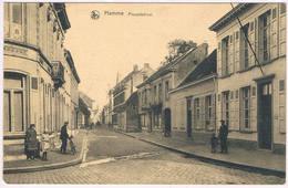 Hamme - Plezantstraat (Geanimeerd) - Hamme