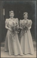 The Bridesmaids, Watford, Hertfordshire, C.1940s - Gregg Couper & Co RP Postcard - Hertfordshire