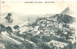 Ansichtskarte Von Brasilien- Rio De Janeiro  Aus Dem Jahre  1912 - Rio De Janeiro