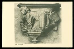NEDERLAND ANSICHTKAART * KOORBANKEN Van OIRSCHOT   (3898c) - Nederland