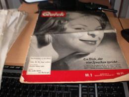 Quick Nr 2 1955 - Film & TV