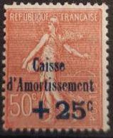 FRANCE  N° 250 N** Cote 75€ - Unused Stamps