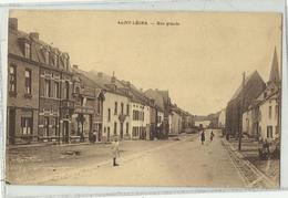 SAINT LEGER - Rue Grande - Saint-Léger