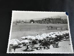 9 - CANNES La Plage Et Le Suquet - 1946 - Cannes