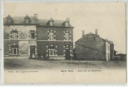 BERTRIX - Rue De La Station - Bertrix