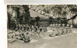 INDONESIE(BALI) CARTE PHOTO - Indonesien