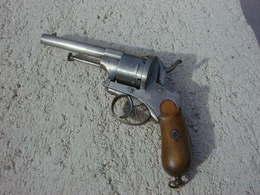 REVOLVER A BROCHE EN 12mm - Armi Da Collezione
